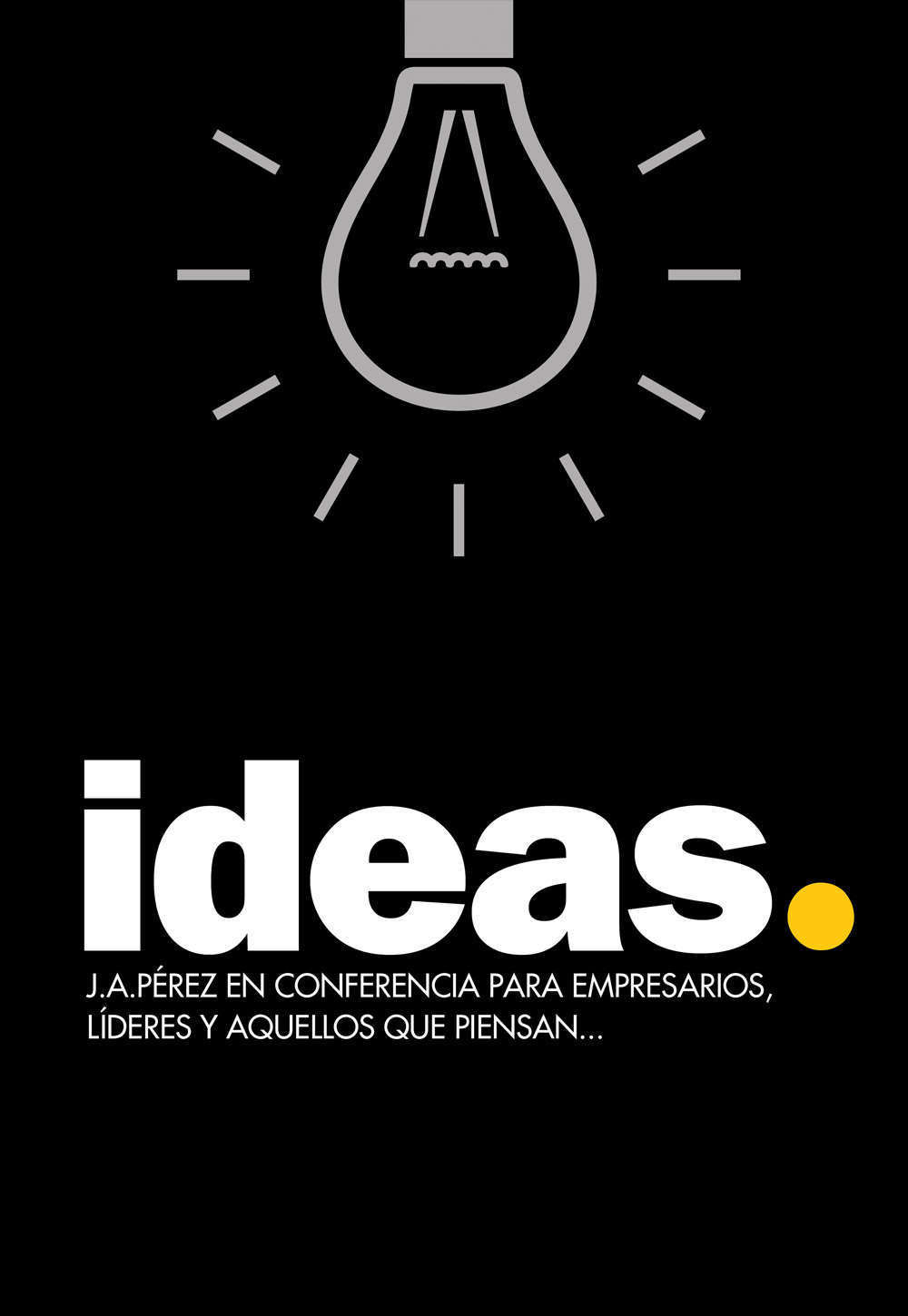 Ideas por JA Perez