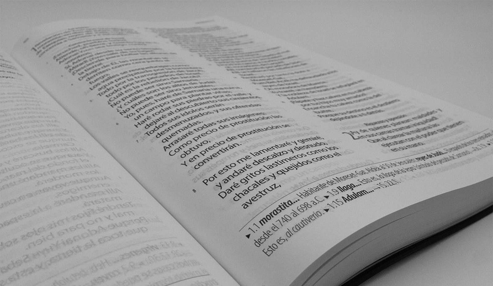 La Biblia Textual BTX